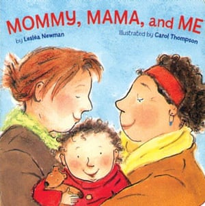 LGBT picture books: Mommy, Mama