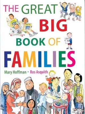 LGBT picture books: Great Big Book of Families