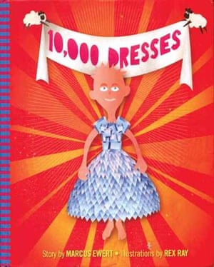LGBT picture books: 10,000 dresses