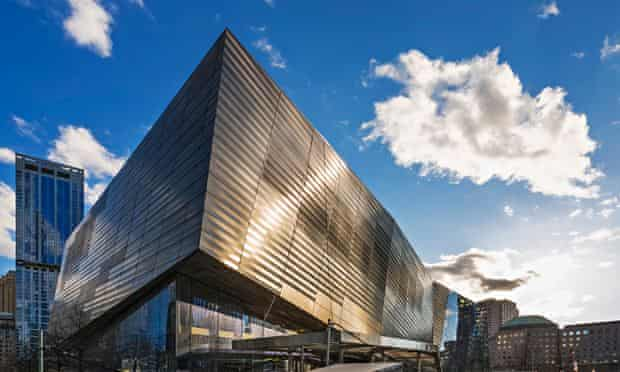 September Eleventh Memorial Museum, Location: New York, New York, Architect: Snohetta