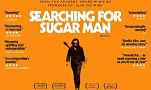 Searching for Sugar Man poster, 2012.