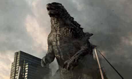 Godzilla film still