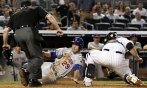 New York Mets and New York Yankees are playing in the Subway Series, again.