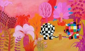 Elmer : 10. Emer and lost teddy