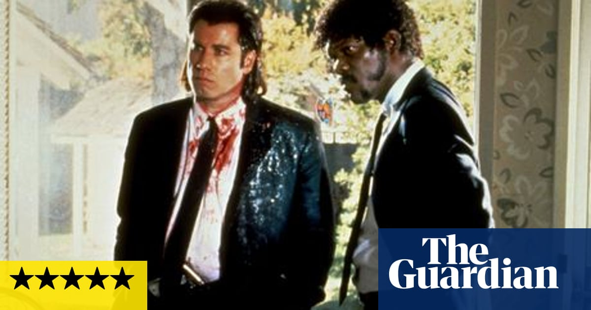 pulp fiction review tarantino 39 s mesmeric thriller still breathtaking 20 years on film the