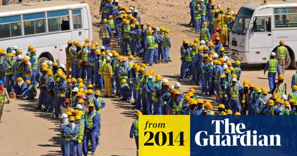 Qatar promises to reform labour laws after outcry over