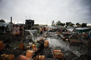 Currently 18,000 have sought refuge at the UNMISS-compound in Malakal.
