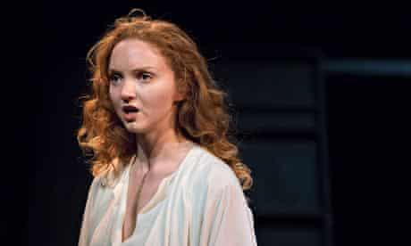 Lily Cole in Last Days of Troy