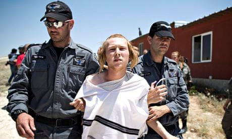 Israeli forces destroy illegal West Bank settlement houses | World ...