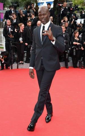 Actor Djimon Hounsou