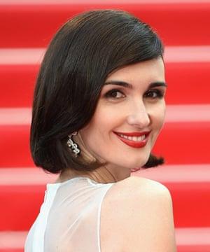 Actress Paz Vega