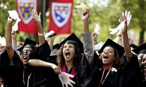 Students at Harvard