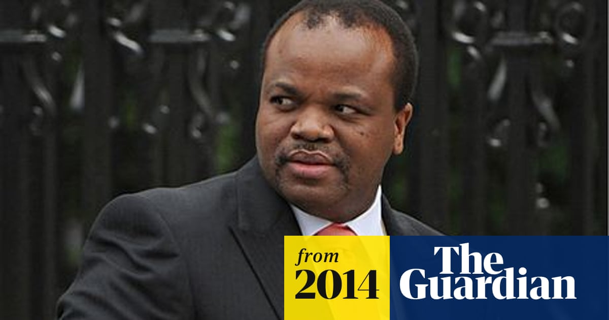 King of impoverished Swaziland increases household budget to $61m