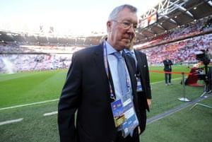 Sir Fergie.