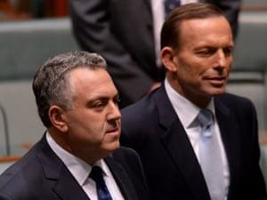 Hockey and Abbott