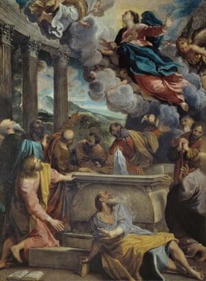 The Assumption of the Virgin (L'Assunzione della Vergine)