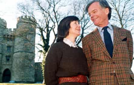 Alan and Jane Clark