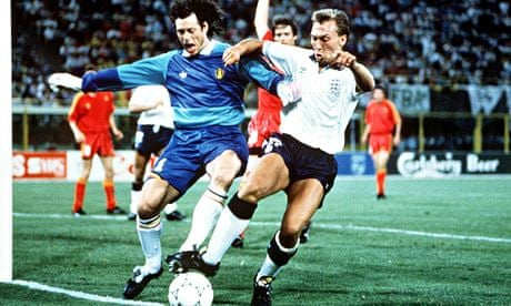England's performance at Italia 90 World Cup is venerated