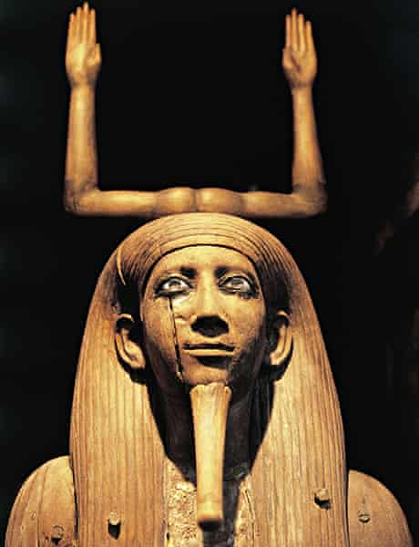 Statue of King Auib Ka-Ra-Hor