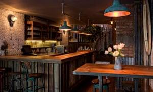 Restaurant: Barnyard