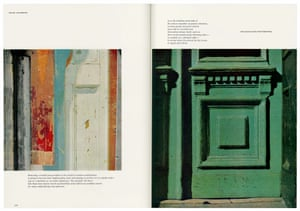 From Walker Evans, 'Color Accidents', Architectural Forum, January 1958.