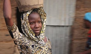 Lydia Pogu escaped Boko Haram abductors by jumping out of a truck