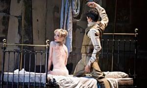 Sweet Violets, Royal Ballet