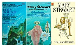 The novels of Mary Stewart