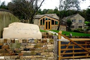 Cool Cottages : Pennines: The Swallows Nest, Slaithwaite, West Yorkshire