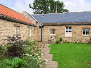 Cool Cottages : Pennines:  Pinfold Cottage, Nether Westwick, County Durham