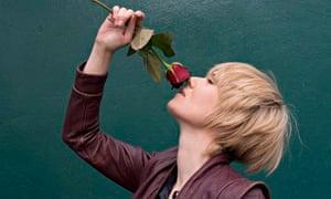Portrait of pop singer Roisin Murphy