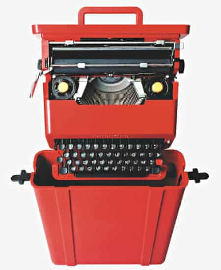 sottsass typewriter