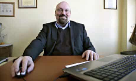 Gone but not forgotten: Spanish lawyer Mario Costeja.