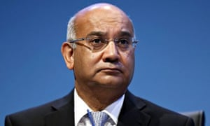 Brititish Keith Vaz, Chairman of the Hom