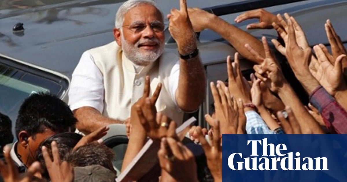 Narendra Modi and the new face of India | Books | The Guardian