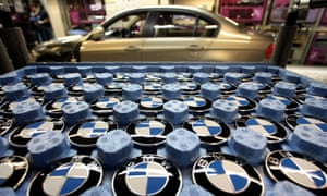 The BMW factory on March 15, 2010 in Munich, Germany.