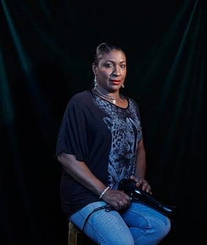 Non-voters: Sharon Burrell, 45, salon owner, London