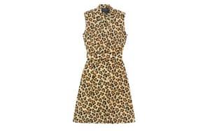 Summer dresses: 50 of the best summer dresses - leopardp rint shirt dress by Antipodium
