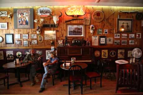 The Cowboy Bar, Meteetse, Wyoming.