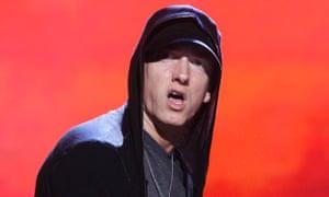 Scattergun lyrics … Eminem