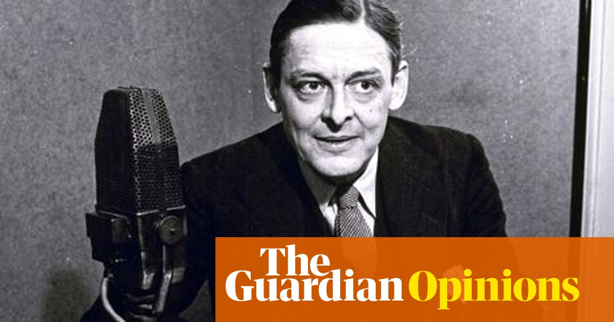 Four Quartets: TS Eliot's struggle to make the real world right in a