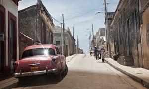 Gibara's isolation has helped it retain its historic character.