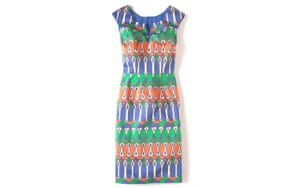 Summer dresses: 50 of the best summer dresses - geo print multi shift dress by Boden