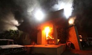 Heavy fighting breaks out in Libya as troops storm militias in Benghazi