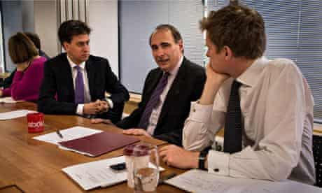 David Axelrod meets the shadow cabinet