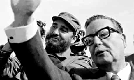 Allende Castro Santiago