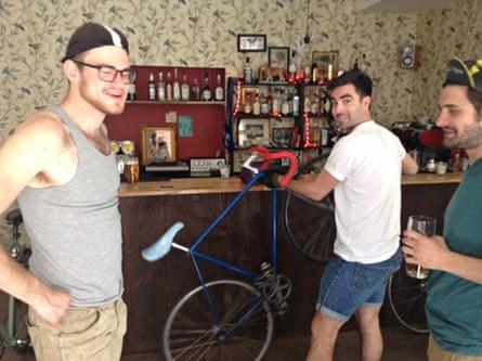 Malkovich Bar