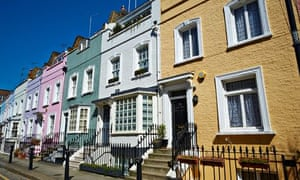 london houses property prices
