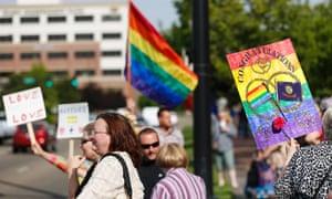 Gay marriage, Idaho.