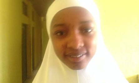 Kano pupil Rabia Nura, 16: 'We all have to be educated so that the country will develop.'